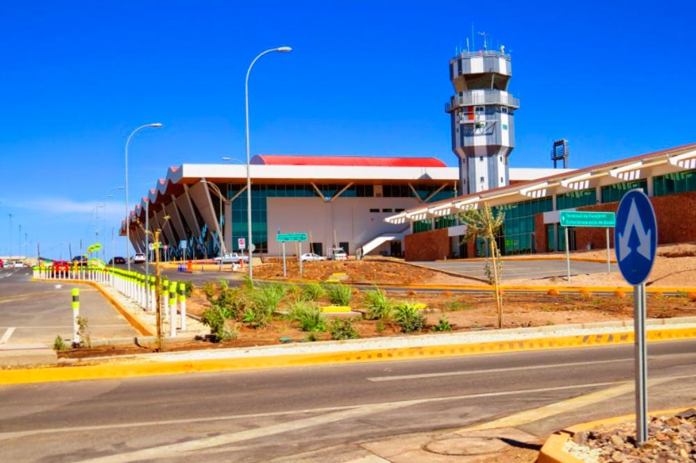 Aeródromo El Loa