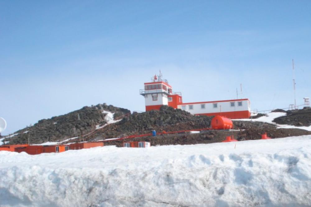 Ad. Teniente Marsh Antártica Chilena
